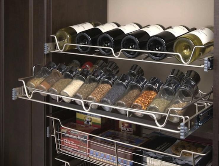 Wine & Spice Racks Wire