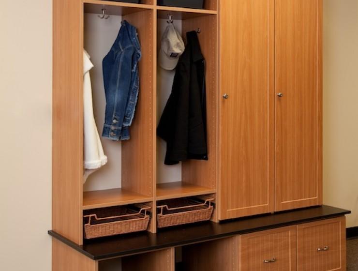 Showroom Lockers